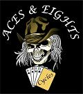 aces and eights harley davidson shirt
